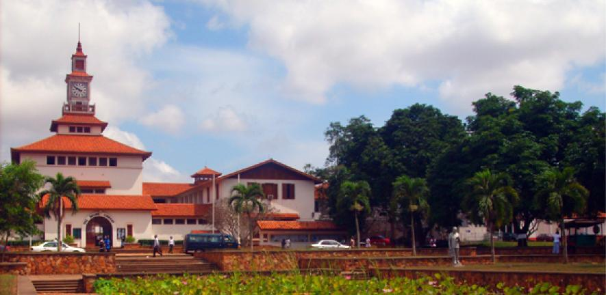 Balme Library, University of Ghana, Legon
