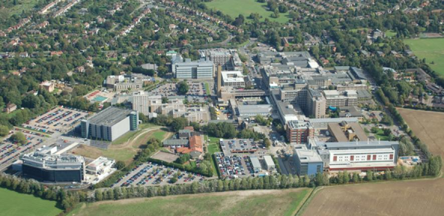 Cambridge Biomedical Campus