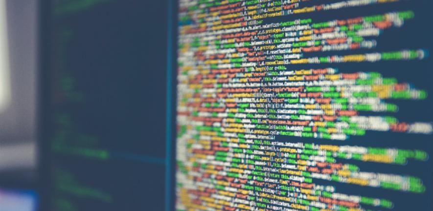Computer code. Image by Markus Spiske