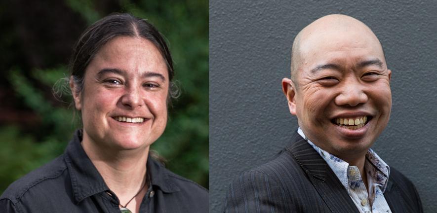 Julia Gog and Giles Yeo