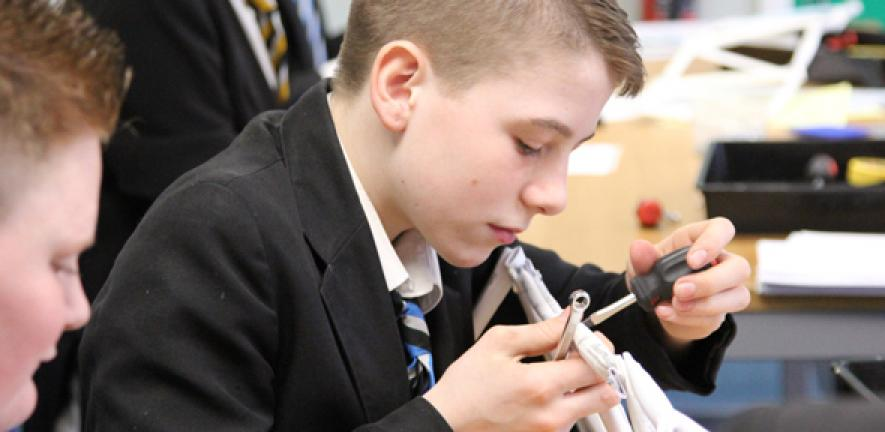 Fenland Engineering Taster Event in Chatteris