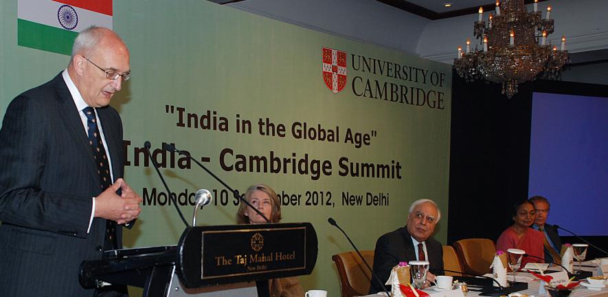 India in the global age