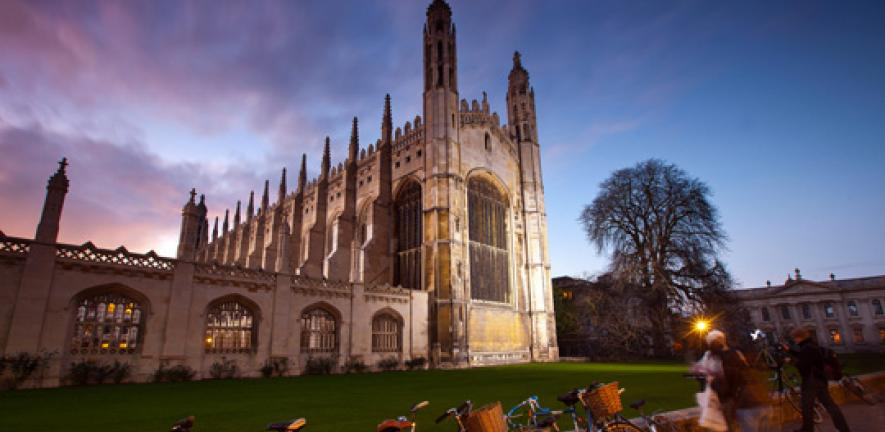 kings college cambridge christmas 2020