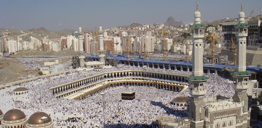 Package tour to Mecca? How the Hajj became an essential ...