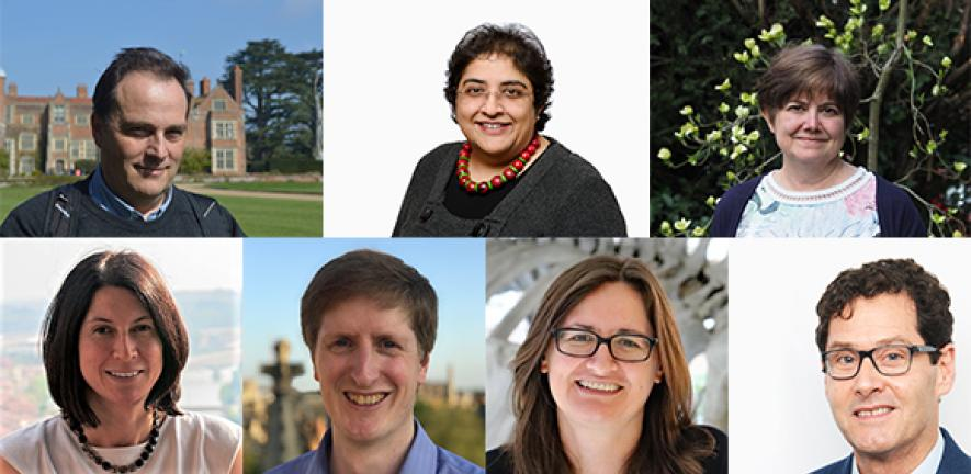 The Royal Society announces election of new Fellows 2021