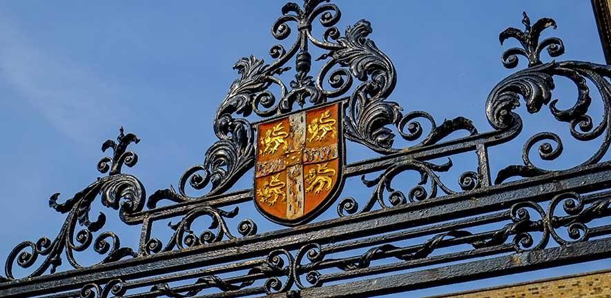 University of Cambridge shield