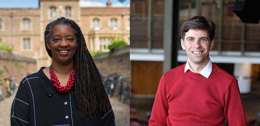 University of Cambridge appoints Sonita Alleyne as Chair and Simon Fairclough as Director of the Centre for Music Performance