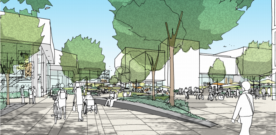 West Cambridge Innovation District will create new destination quarter and 'put the science on show'