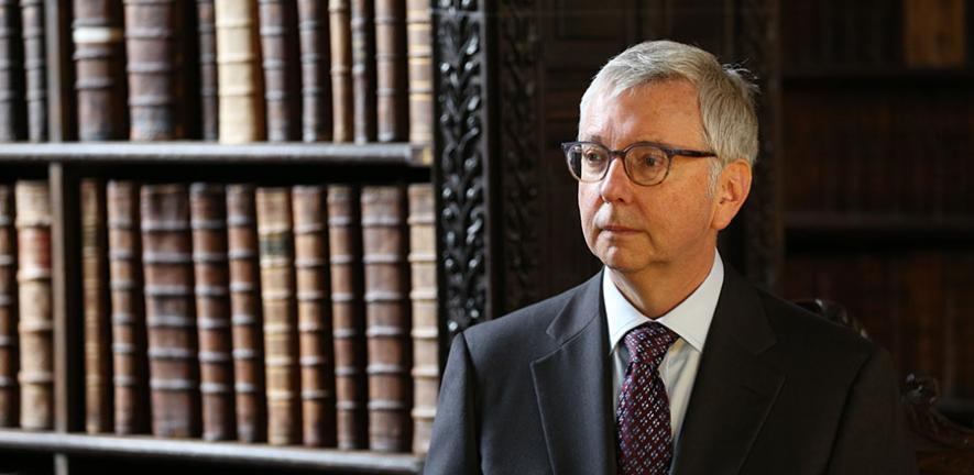 Vice-Chancellor Professor Stephen J Toope
