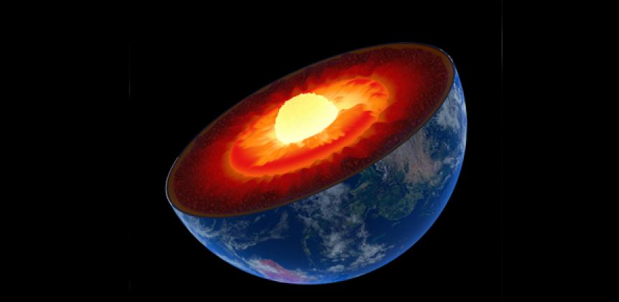 First Global Map Of Flow Within The Earth U2019s Mantle Finds