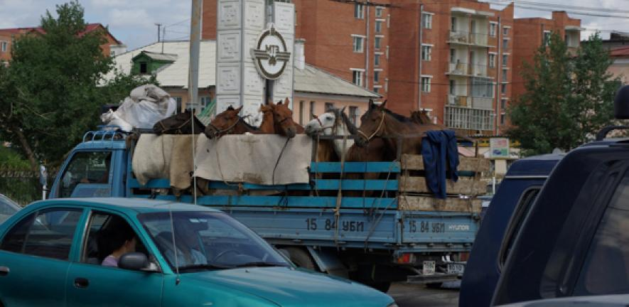 Mongolia: unravelling the troubled narratives of a nation