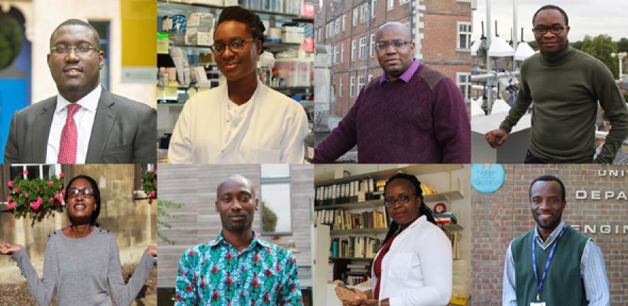 University of Cambridge researchers