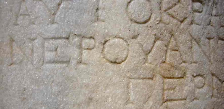 Ancient Greek writing