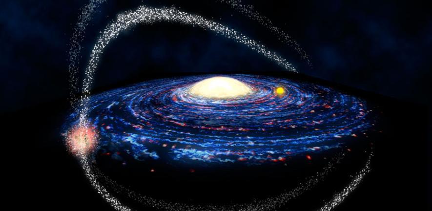 Artist impression of Sagittarius