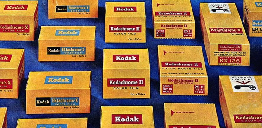 Kodak Color Film.