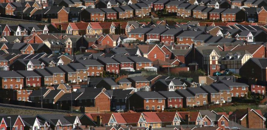 New houses pile up at Fontagarry. Researchers found that shared ownership remains an attractive way for first-time buyers to get a foot on the property ladder, but resales and purchasing rates towards full ownership have not been as common as anticipated.