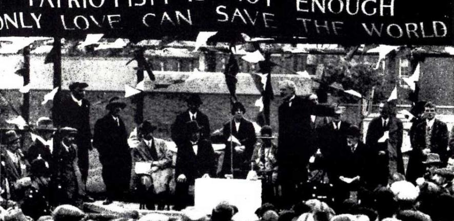 Ramsay MacDonald opens Romsey Labour Club, Cambridge, 1928