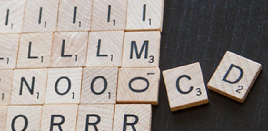 OCD Letter Blocks