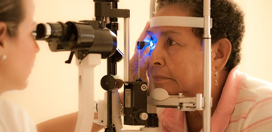 Screening for glaucoma