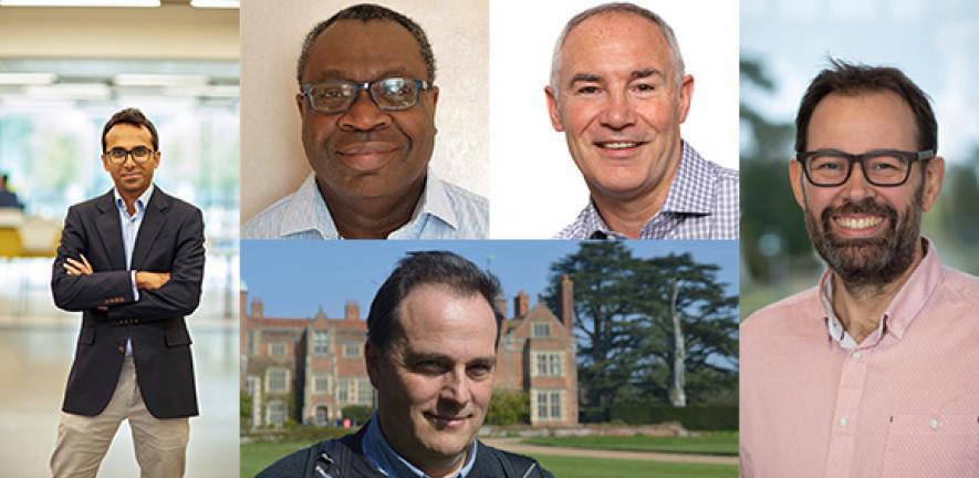 Elected Fellows