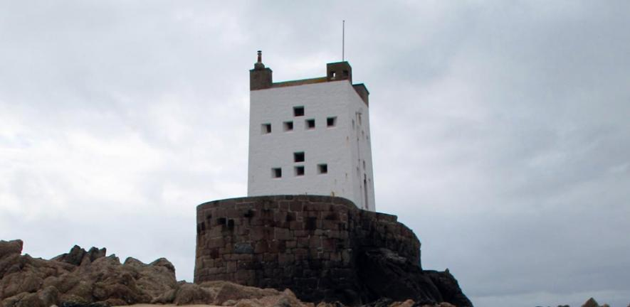 Seymour Tower, Jersey