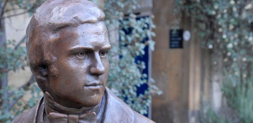 Charles Darwin, Christ's College