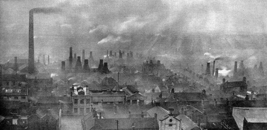 Industrial Revolution: damaging psychological 'imprint' persists in today's  populations   University of Cambridge