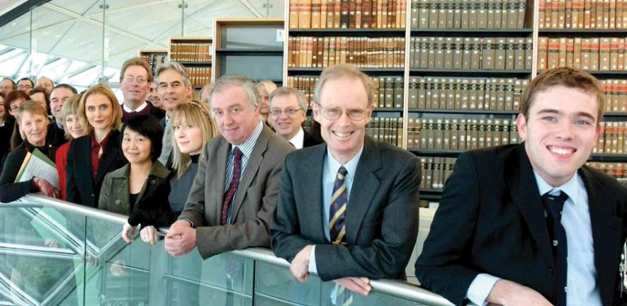 Members of the European Legal Development Project