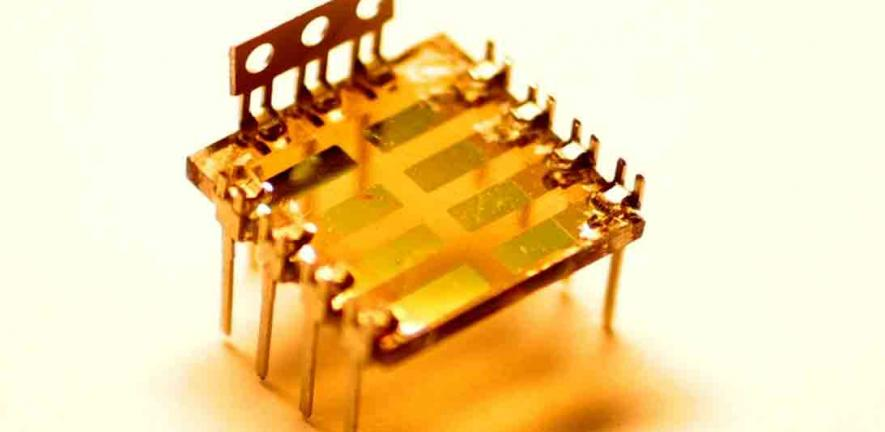 New solar cell