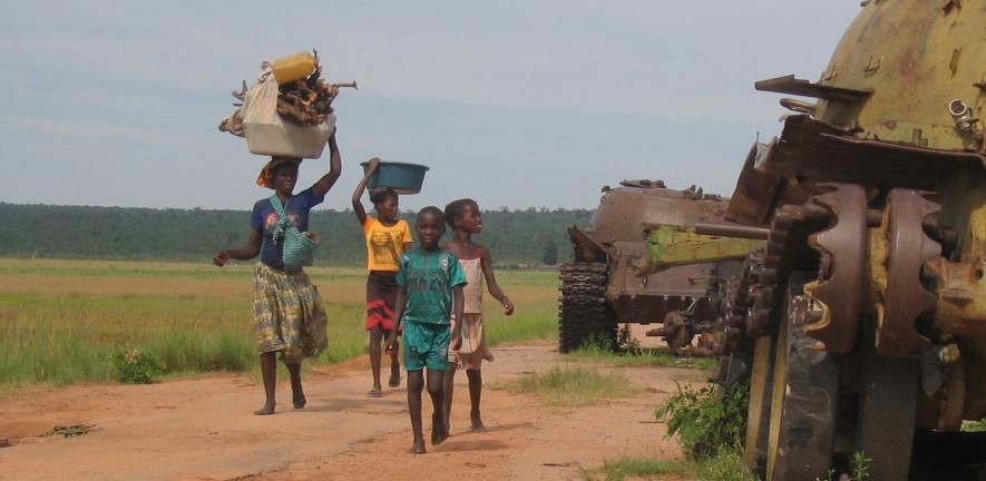 Guerra Civil de Angola