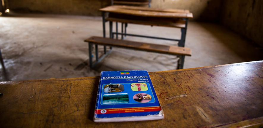 In Ethiopia, schools still lack basic means to contain COVID-19, as pupils return after months of interrupted learning