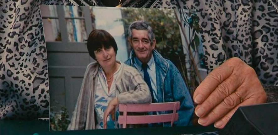 Still from the film The Beaches of Agnès (2008), directed by Agnès Varda