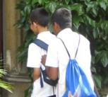Young people from Newham explore Corpus Christi College