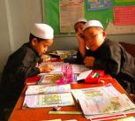 Safinatun Najah School - In the class