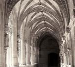 Cloister of Santa Maria la Real in Najera