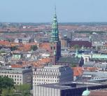 View of Copenhagen.