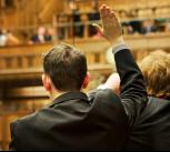 MYPs debate in House of Commons Chamber