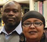 From left: O. Okunoye, T. Awosanmi, K. Simala and E. El-Nour