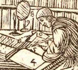 Image from Johann Amos Comenius, Orbis sensualium pictus quadrilinguis (Nuremberg, 1679), p. 374. Credit: By permission of the Syndics of Cambridge University Library