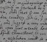 Duke of Buckingham's Letter to the University of Cambridge, 1626