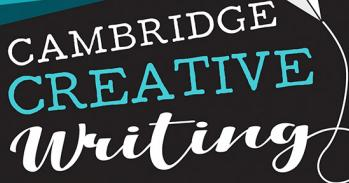 Cambridge Creative Writing Centre podcast logo detail