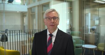 Professor Stephen J Toope, Vice-Chancellor