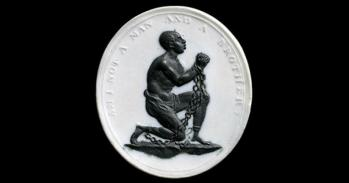 Wedgwood emancipation badge