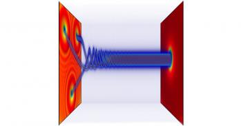 Stable giant quantum vortices