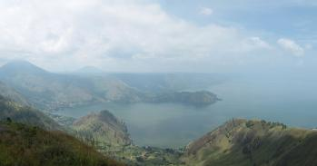 Site of the Toba supereruption