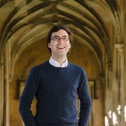 Dr Samuel Cohen, Entrepreneur in Residence at St John's and CEO of Wren Therapeutics
