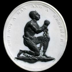 Wedgwood emancipation badge