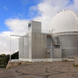 2.1-meter Telescope Building