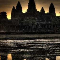 Angkor Wat Sunrise.