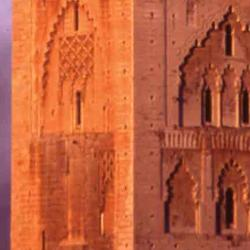 Tour Hassan, Rabat, Morocco